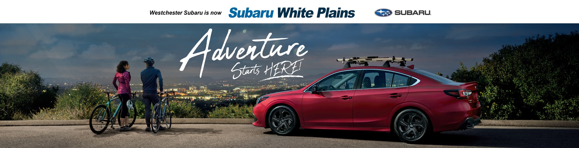 Subaru Lease Deal Image
