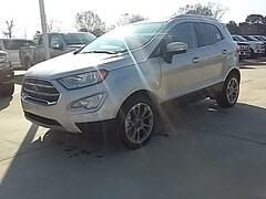2018 Ford EcoSport Titanium SUV for salei in Columbus, MS