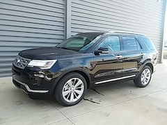 New  2019 Ford Explorer Limited Limited FWD for salei in Columbus, MS