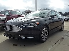 New  2018 Ford Fusion SE SE FWD for salei in Columbus, MS