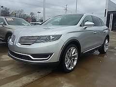 Used 2018 Lincoln MKX Reserve Sport Utility CPO