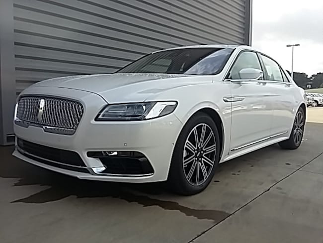 2018 Lincoln Continental Reserve Reserve FWD