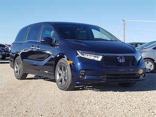 New Honda Models for sale 2021 Honda Odyssey EX Van H140016 for sale in Santa Fe, NM