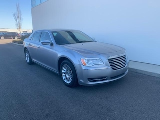 Used Cars 2014 Chrysler 300 Base Sedan 2C3CCAAG1EH376042 For Sale in Hyannis