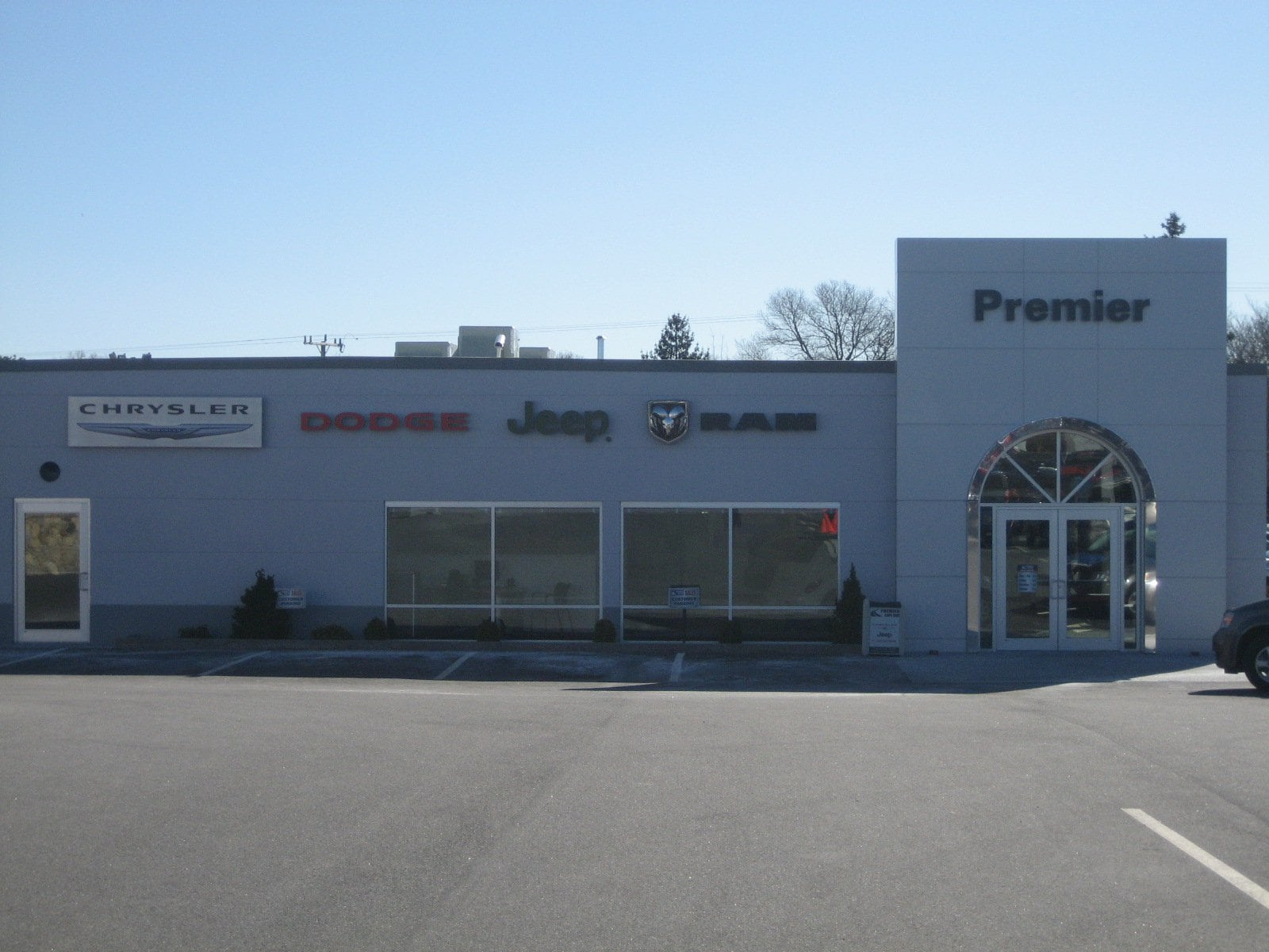 New And Used Chrysler Dodge Jeep And Ram Dealer Hyannis Premier
