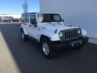 Used Cars 2014 Jeep Wrangler Unlimited Sport 4x4 SUV 1C4BJWDGXEL172218 For Sale in Hyannis