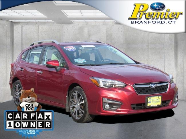 Used 2018 Subaru Impreza For Sale   Branford CT