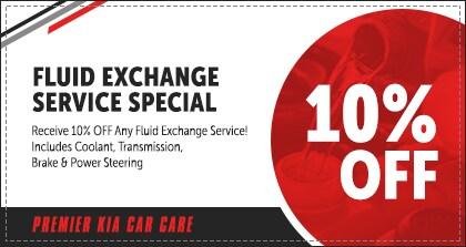 Fluid Exchange Service Special