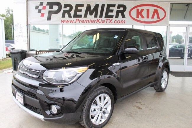 New 2019 Kia Soul + Hatchback in Lufkin, TX