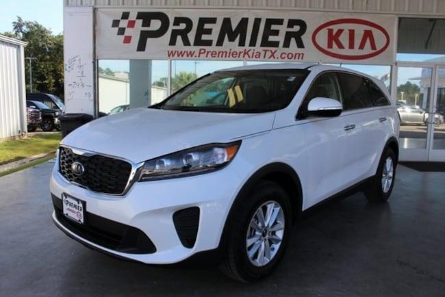 New 2019 Kia Sorento 2.4L LX SUV in Lufkin, TX