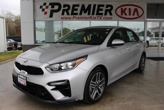 New 2019 Kia Forte S Sedan in Lufkin, TX