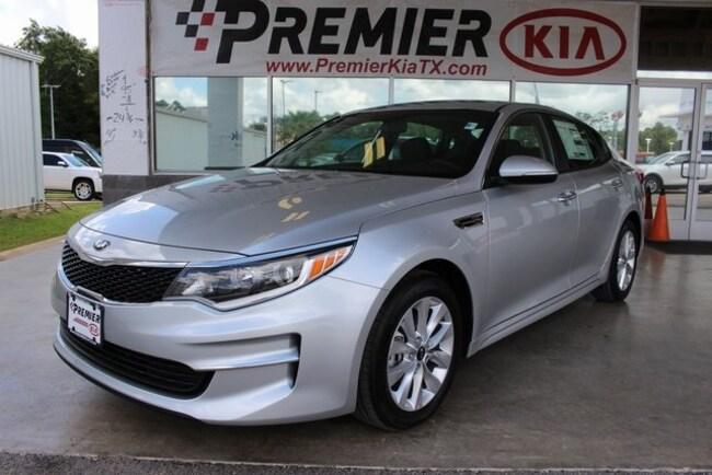 New 2018 Kia Optima LX Sedan in Lufkin, TX