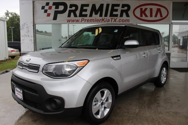 New 2019 Kia Soul Base Hatchback in Lufkin, TX