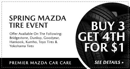 Spring Mazda Tire Event
