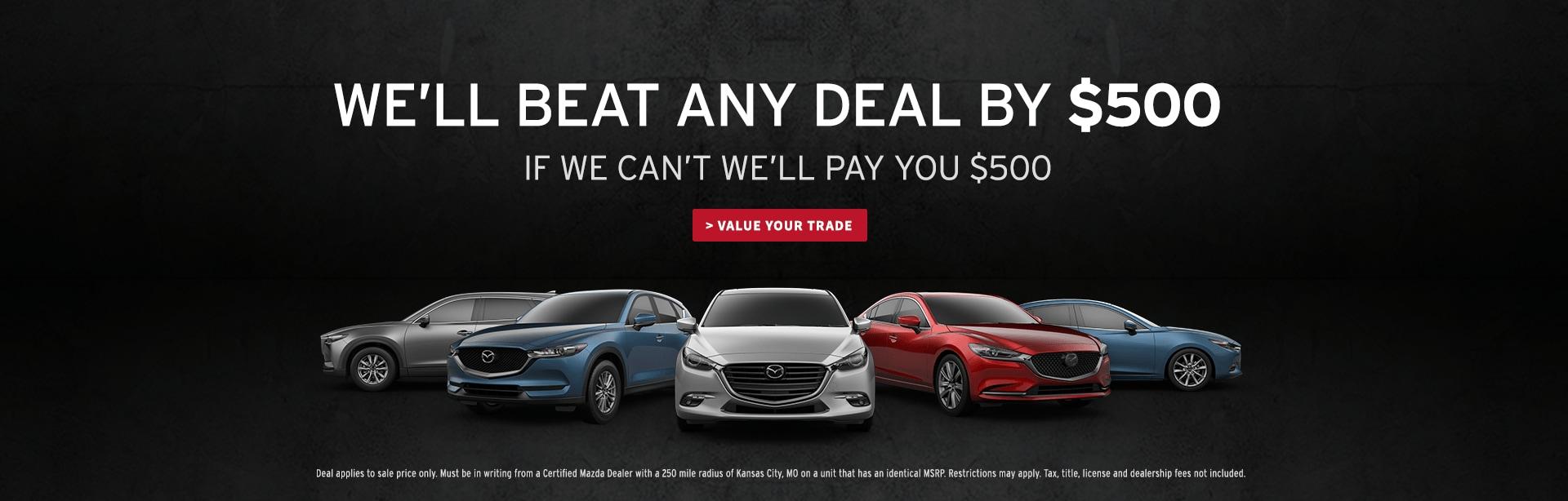 New And Used Mazda Dealership In Kansas City Premier