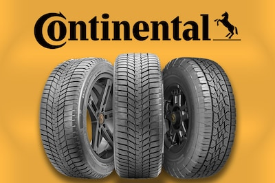 Continental Tire Offer