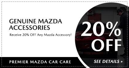 Spring Parts Genuine Mazda Accessories