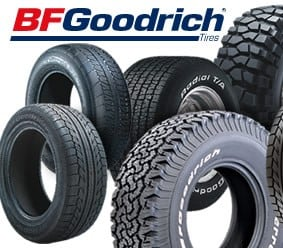 BFGoodrich Tire Offer