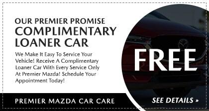 Complimentary Loaner Car
