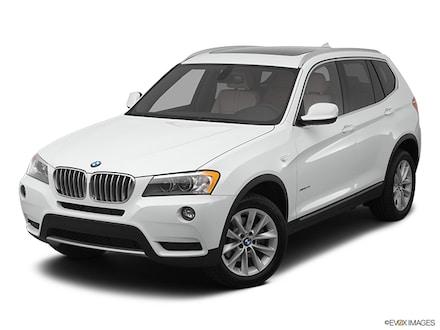2012 BMW SAV X3 28I SAV