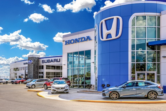 Honda Dealership Albuquerque >> Honda Subaru Of Santa Fe New Subaru Honda Dealership In