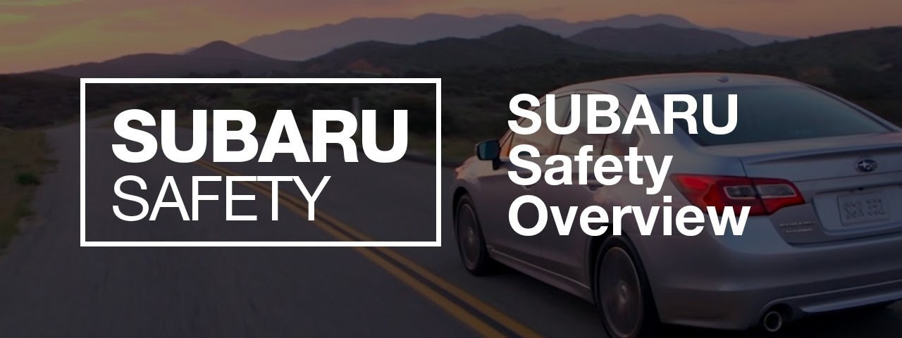 How does Subaru keep you safe?