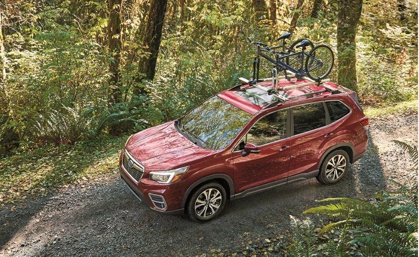 Subaru Forester Towing Capacity >> Subaru Forester Towing Capacity Cargo Space Premier Subaru