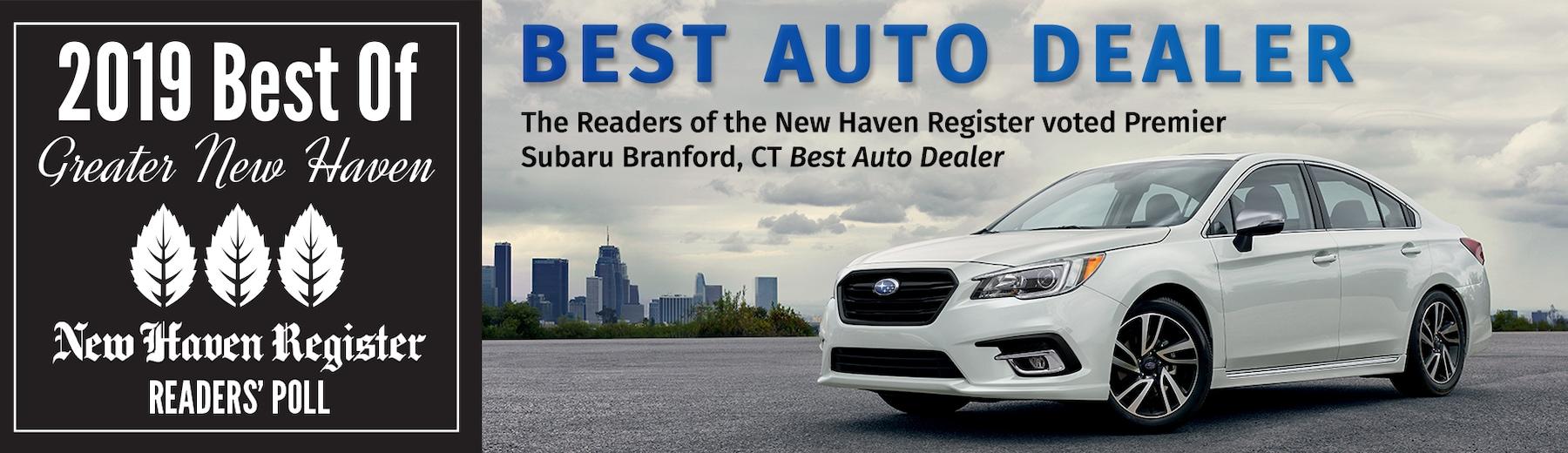 Subaru Dealers In Ct >> Connecticut New And Used Subaru Dealer Branford Premier Subaru