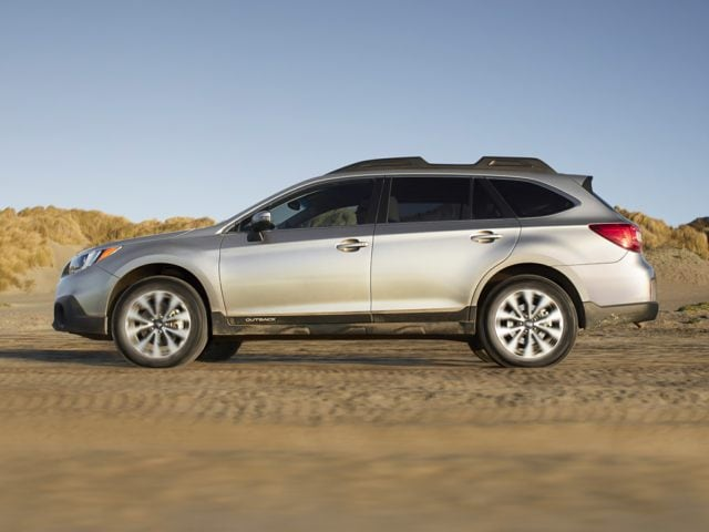 Subaru Outback Trim And Packages