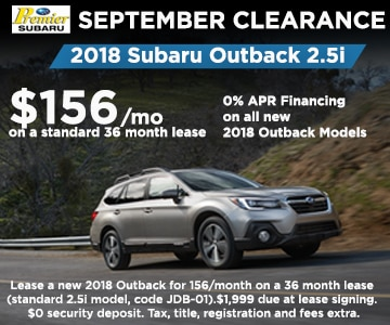 Subaru 0 Financing >> Subaru Specials From Premier Subaru Subaru Dealers Ct