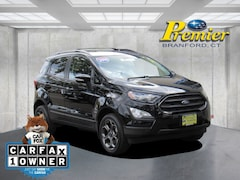Used 2018 Ford EcoSport SES SUV in Branford, CT
