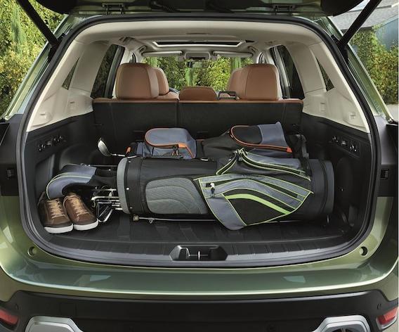 Subaru Forester Cargo Space >> Subaru Forester Towing Capacity Cargo Space Premier Subaru