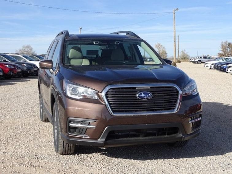 Subaru Santa Fe >> New 2019 Subaru Ascent Suv For Sale In Santa Fe Nm Near