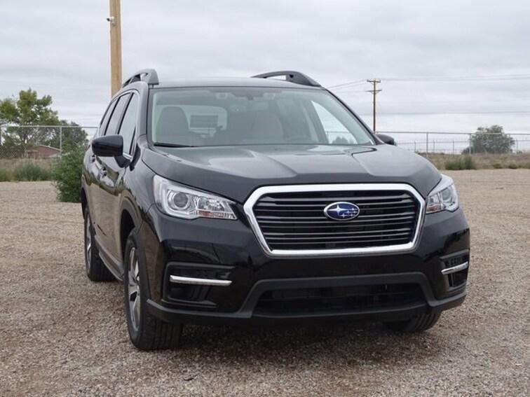 New 2019 Subaru Ascent Premium 7-Passenger SUV in Santa Fe, NM