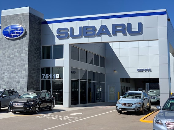 Subaru Santa Fe >> Subaru Service Center In Santa Fe Nm
