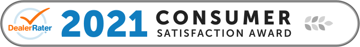2021 consumer satisfaction award logo
