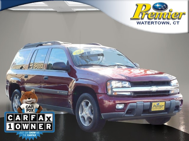 Used 2004 Chevrolet Trailblazer Ext For Sale In Watertown Ct Near