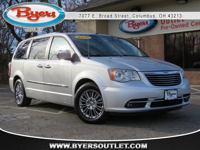 2011 Chrysler Town & Country Limited Van LWB Passenger Van