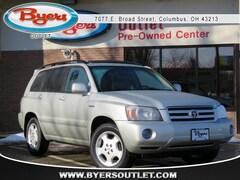 2004 Toyota Highlander Limited SUV
