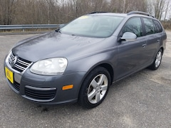 Used 2009 Volkswagen Jetta 2.5L S w/PZEV Wagon For Sale in Westbrook, ME