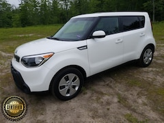 Used 2016 Kia Soul Base FWD Hatchback For Sale in Westbrook, ME
