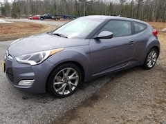 Used 2017 Hyundai Veloster Base Hatchback For Sale in Saco, ME