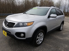 Used 2011 Kia Sorento LX SUV For Sale in Westbrook, ME