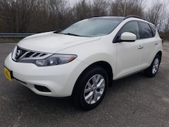 Used 2012 Nissan Murano SL AWD (CVT) SUV For Sale in Westbrook, ME