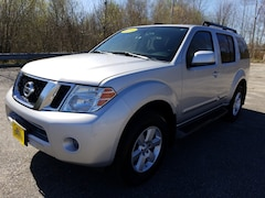 Used 2010 Nissan Pathfinder SE SUV For Sale in Saco, ME