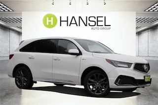 New 2019 Acura MDX SH-AWD with A-Spec Package SUV A190986 in Santa Rosa, CA