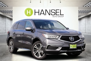 New 2019 Acura MDX SH-AWD with Technology Package SUV A191389 in Santa Rosa, CA