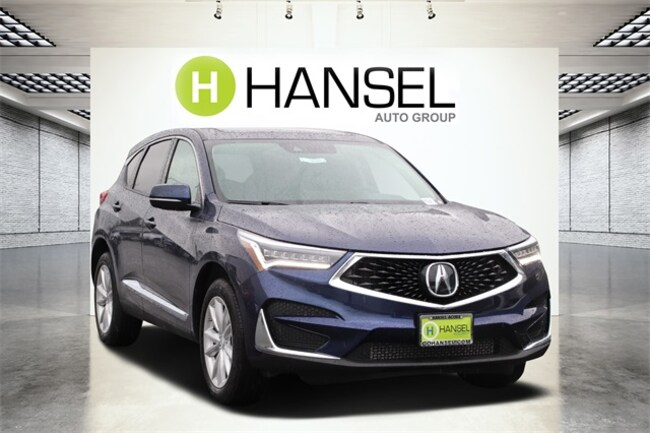 New 2019 Acura RDX Base SUV For Sale in Santa Rosa, CA