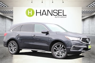 New 2019 Acura MDX with Advance Package SUV A191096 in Santa Rosa, CA