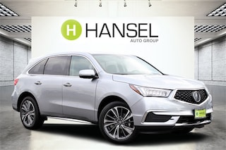 New 2019 Acura MDX SH-AWD with Technology Package SUV A190979 in Santa Rosa, CA